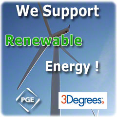 Oregon Website Design Supports Local Renewable Energy